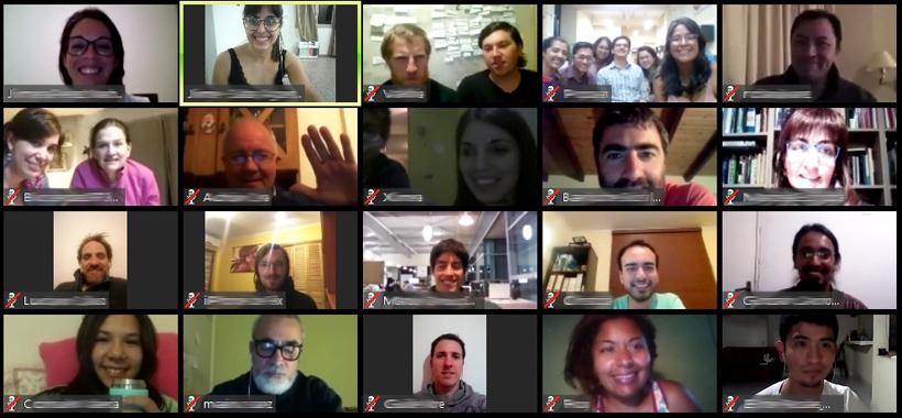 Hangout América Latina