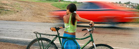 Rodovia BR -304, comunidade rural de Acauã, Itajá/RN - Foto Jean Lopes