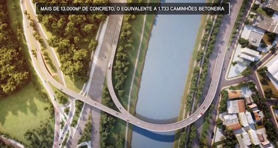 Uma cidade que se constrói para ser vista do alto