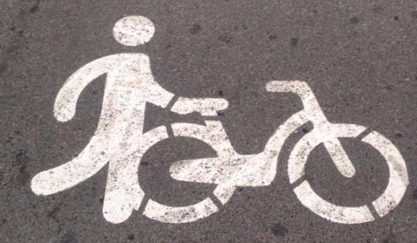 pictograma-bicicleta-asfalto